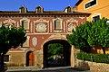 WLM14ES - Entrada al recinte del Monestir de Santes Creus, Alt Camp, Tarragona. - Angela LLop.jpg