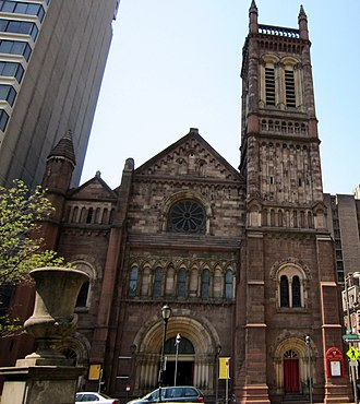Church of the Holy Trinity, Philadelphia - Church of the Holy Trinity in 2010