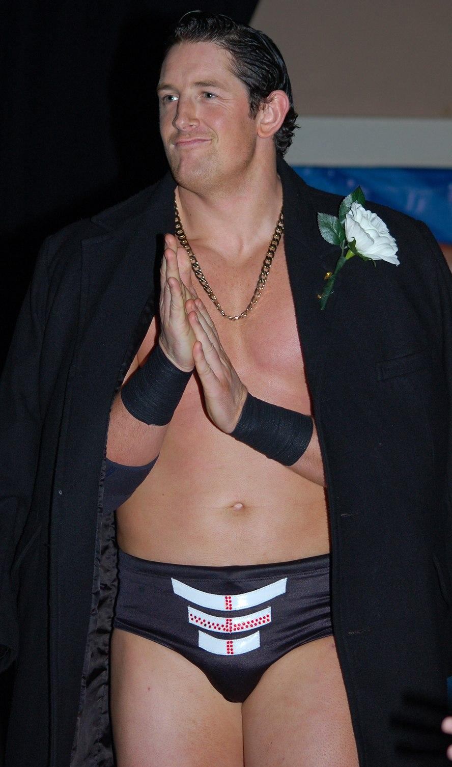 Wade Barrett, winner of season 1