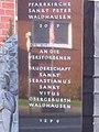 Waldhausen, Ehrenmal Schrift.jpg