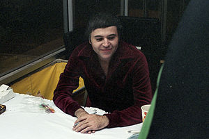 The Infinite Vulcan - Walter Koenig (pictured in 1979) became the first actor in the franchise to write an episode.