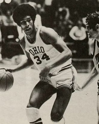 Mid-American Conference Men's Basketball Player of the Year - Walter Luckett won the award in 1974 while playing for Ohio University.