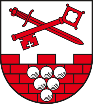 Burgenlandkreis (former district) - Coat of arms