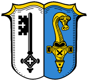 Manching - Image: Wappen Manching