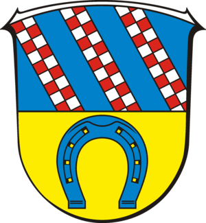 Messel - Image: Wappen Messel