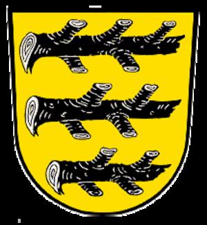 Schirnding - Image: Wappen Schirnding