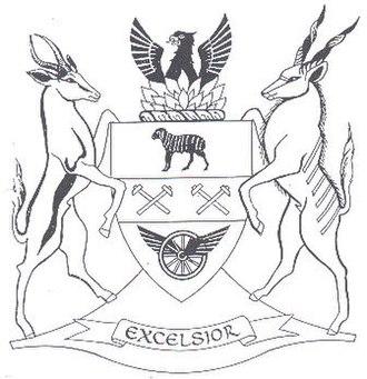 Usakos - Image: Wappen Usakos