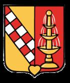 Das Wappen von Heilsbronn