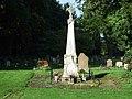 War Memorial, St. Andrews Church, Cotton (geograph 4790464).jpg