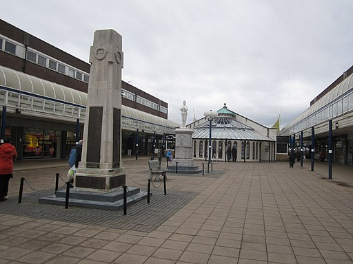 War Memorial Winsford