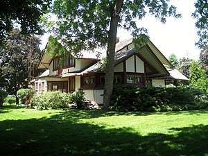Warren Hickox House - Image: Warren Hickox House