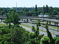 Warszawa Mokotów, wiadukty - Wicentego Rzymowskigo - Dolinka Służewiecka - panoramio.jpg
