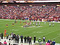 Washington Redskins Vs Atlanta Falcons 07.10.2012 FedEx 007.JPG