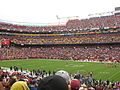 Washington Redskins Vs Atlanta Falcons 07.10.2012 FedEx 015.JPG