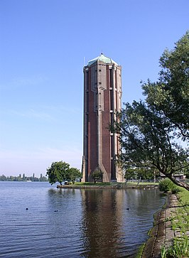 Watertoren (Aalsmeer) - Wikipedia