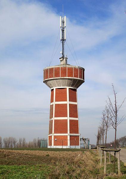 Watertoren Millen