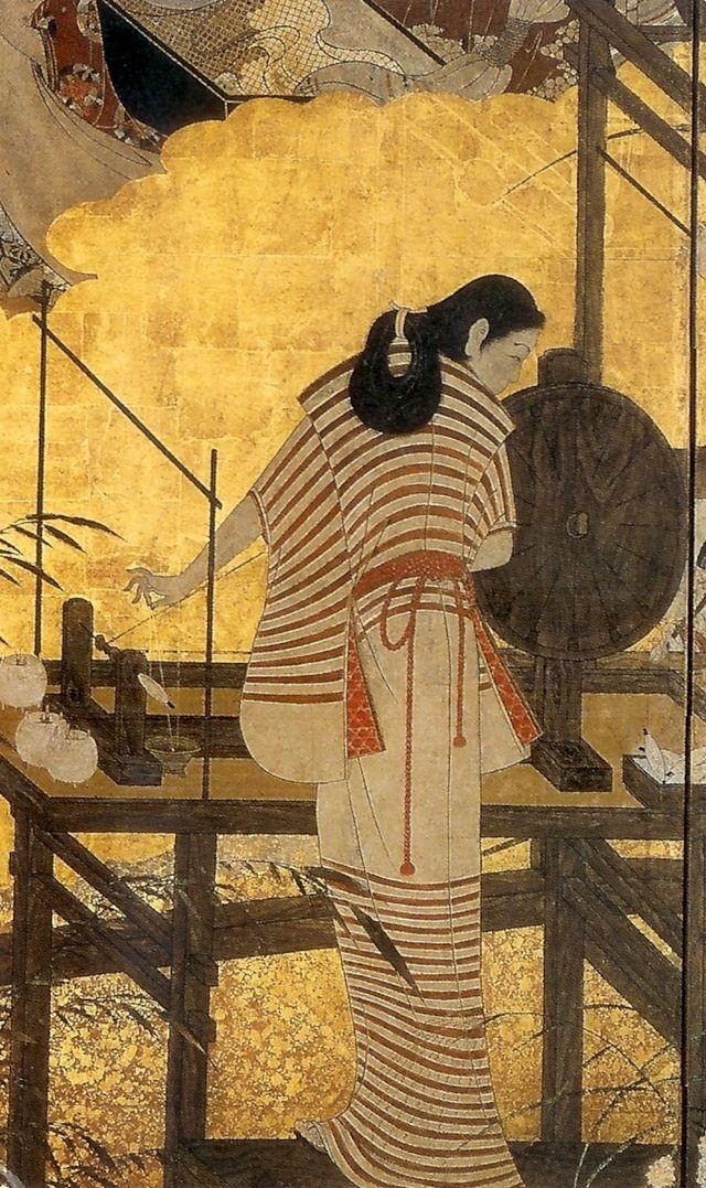 Genremalerei  Momoyama-Genremalerei - Wikiwand