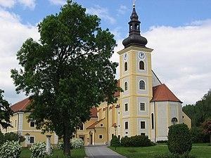Weikendorf - Church