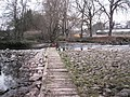 Weir on the River Almond - geograph.org.uk - 1351029.jpg