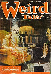 Weird Tales September 1950