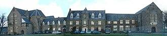 West Buckland School - Image: West buckland school