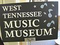 West TN Delta Heritage Center West TN Music Museum 001.jpg