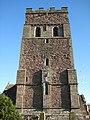 West tower, St Margaret's, Wellington - geograph.org.uk - 1060925.jpg