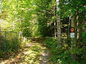 Westmeath Provincial Park - Image: Westmeath PP