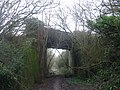Whetley Bridge and disused rail line - geograph.org.uk - 333808.jpg