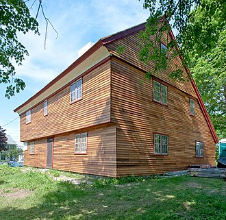 White–Ellery House - White Ellery House, 2009