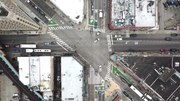 File:Wicker Park intersection changes.webm
