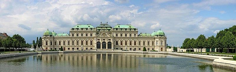 Belweder - palace