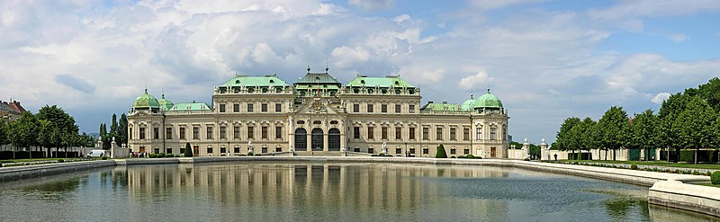 Belweder - Pałac