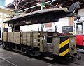 Wiener Straßenbahnmuseum Kranmotorwagen Type KM1.JPG
