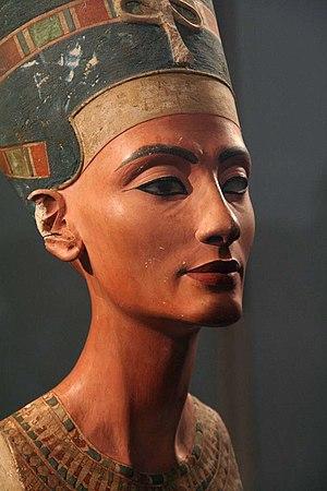 Amarna Period - Image: Wiki nefertiti bittidjz