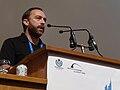 Wikimania 2008 - Closing Ceremony - Jimmy Wales - 9.jpg
