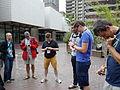 Wikimania 2014 photowikimeetup partipants 01.jpg