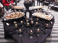Wikimania 2015-Wednesday-Food at lunchtime (11).jpg