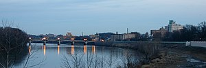 Wilkes-Barre with Susquehanna River.jpg