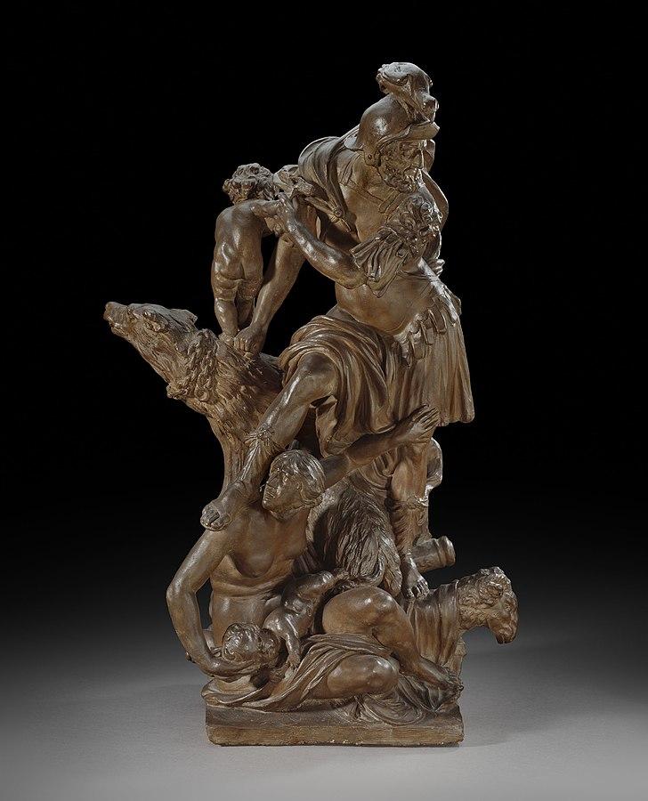 War (Mars, Venus and Cupid)