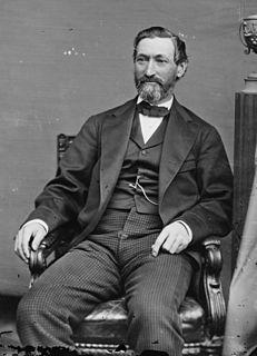 William Henry Barnum American politician
