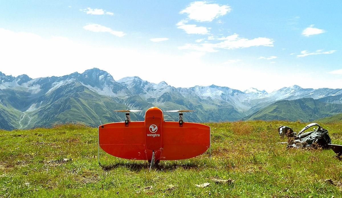 free flight drone