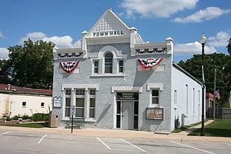 Winnebago Township, Winnebago County, Illinois - Township building in Winnebago