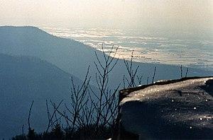 Big Mountain (Pennsylvania) - Image: Winter view