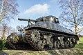 Woensdrecht Sherman tank.JPG