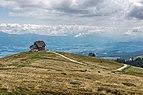 Wolfsberg Lading Saualpe Wolfsberger Hütte NW-Ansicht 03092019 7114.jpg