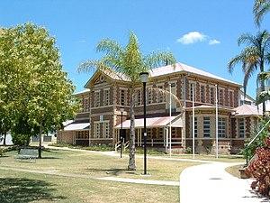 The Park Centre for Mental Health - Bostock House, 2001