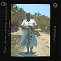 Woman with Spray of Bougainvillea, Jamaica (imp-cswc-GB-237-CSWC47-LS12-011).jpg