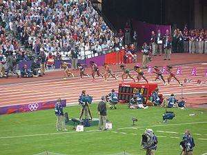 Athletics at the 2012 Summer Olympics – Women's 100 metres - Women's 100 metres heat 3