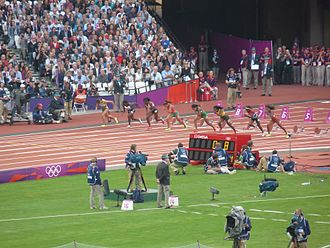 Athletics at the 2012 Summer Olympics – Women's 100 metres - Women's 100 metres heat 3